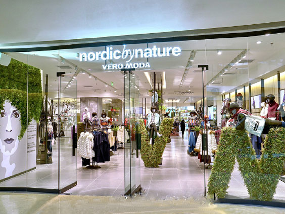 nordic by nature VERO MODA