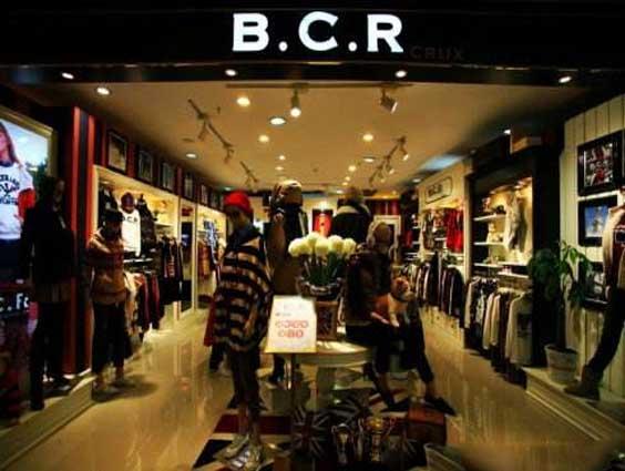 B.C.R CRUX
