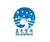 蓝色空间游泳健身