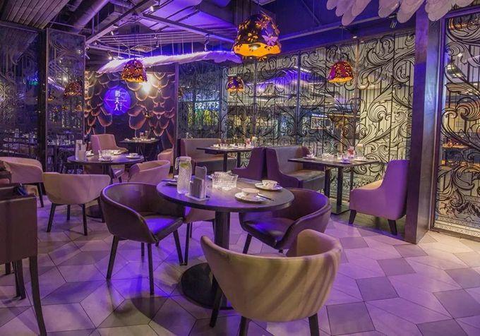 鹅夫人港式餐厅图片