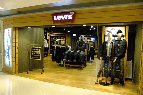 李维斯名品折扣店