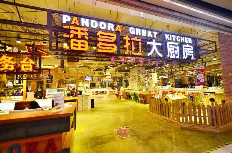 潘多拉大厨房