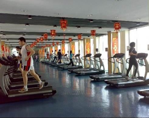 人和国际健身俱乐部