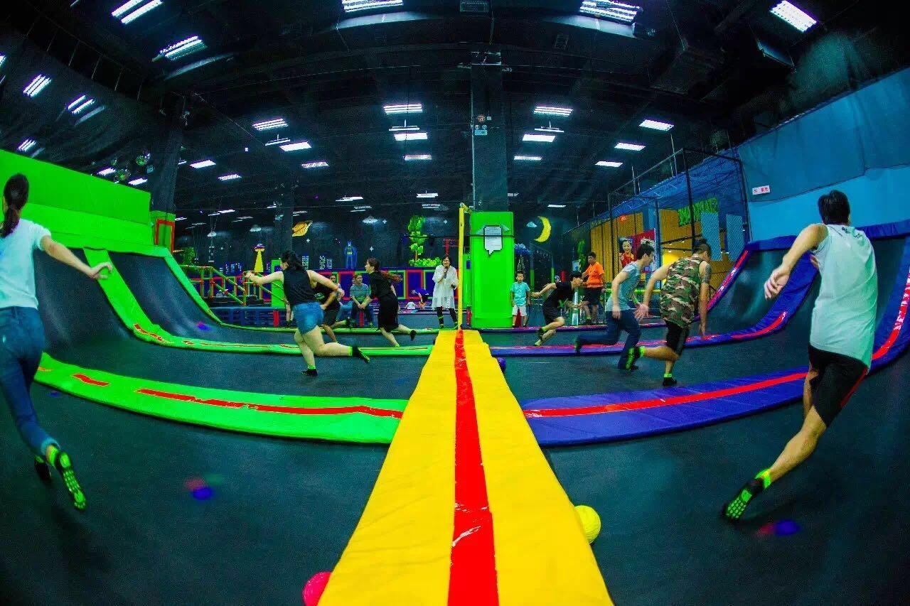 酷跳蹦床主题公园 (koolfly)图片