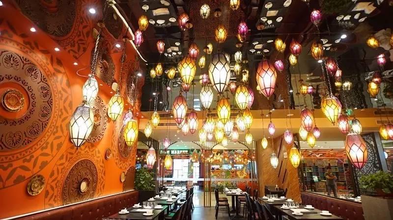 古丽仙西域情餐厅