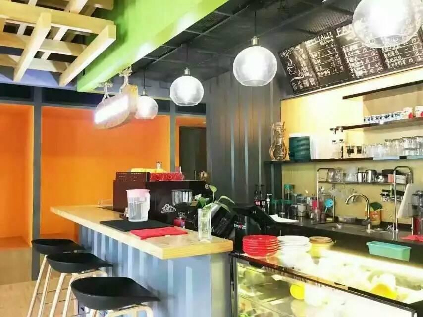 放兽咖啡厅