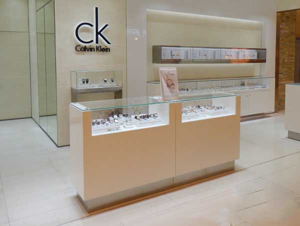 C.K手表