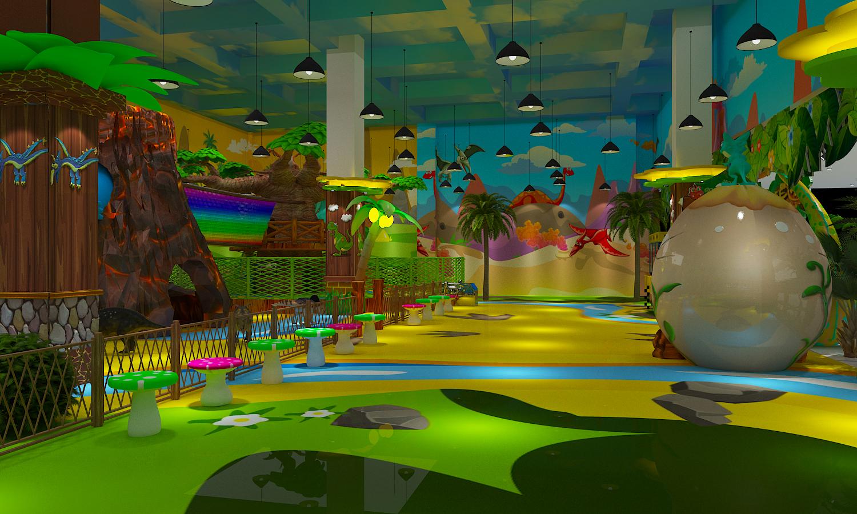 恐龙探险乐园