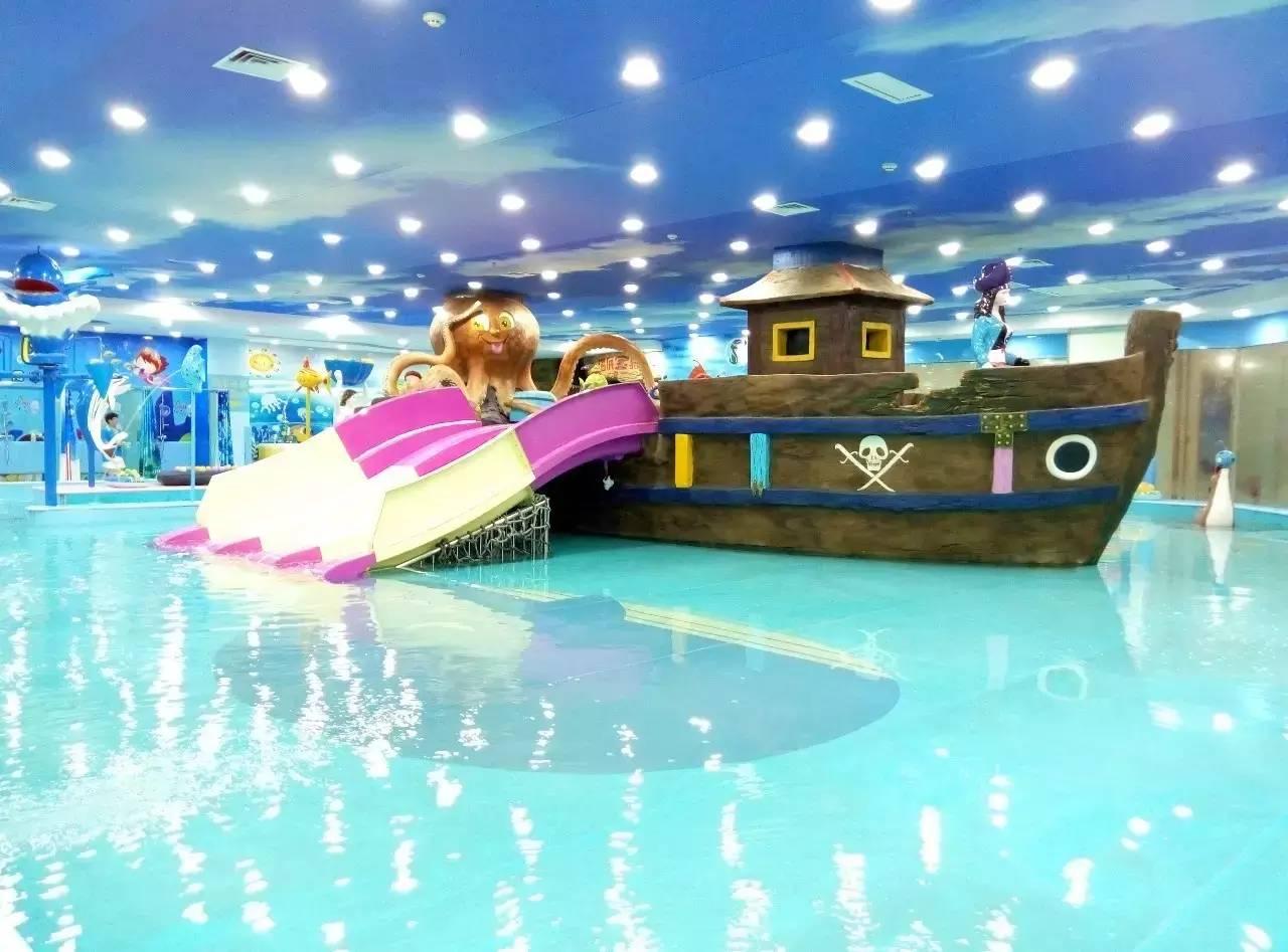 小蝌蚪儿童水上主题乐园