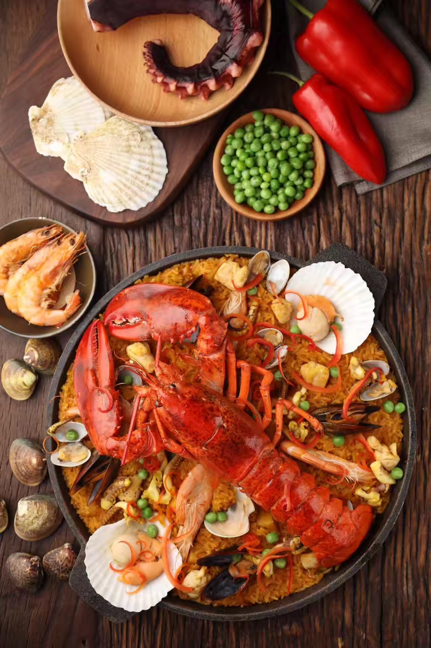 硬货海鲜饭