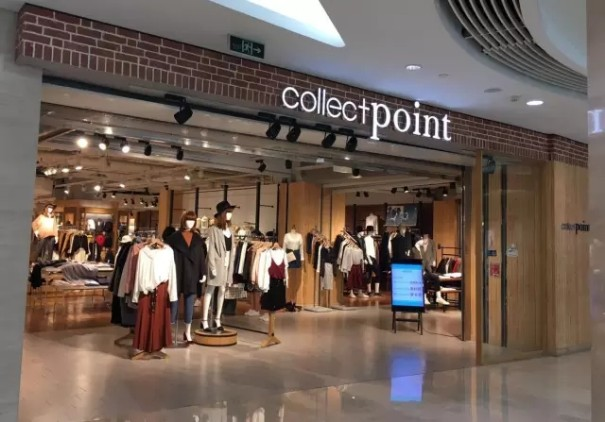 Collect point