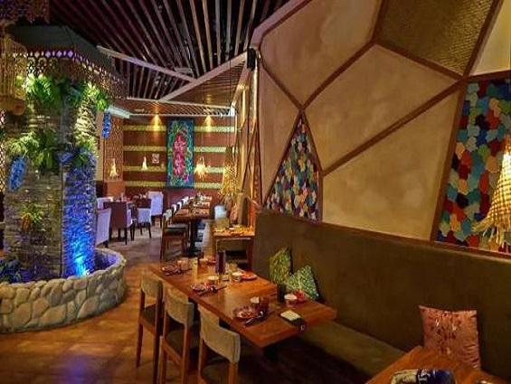 融合马来西亚餐厅