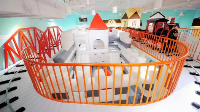 优瑞卡儿童乐园