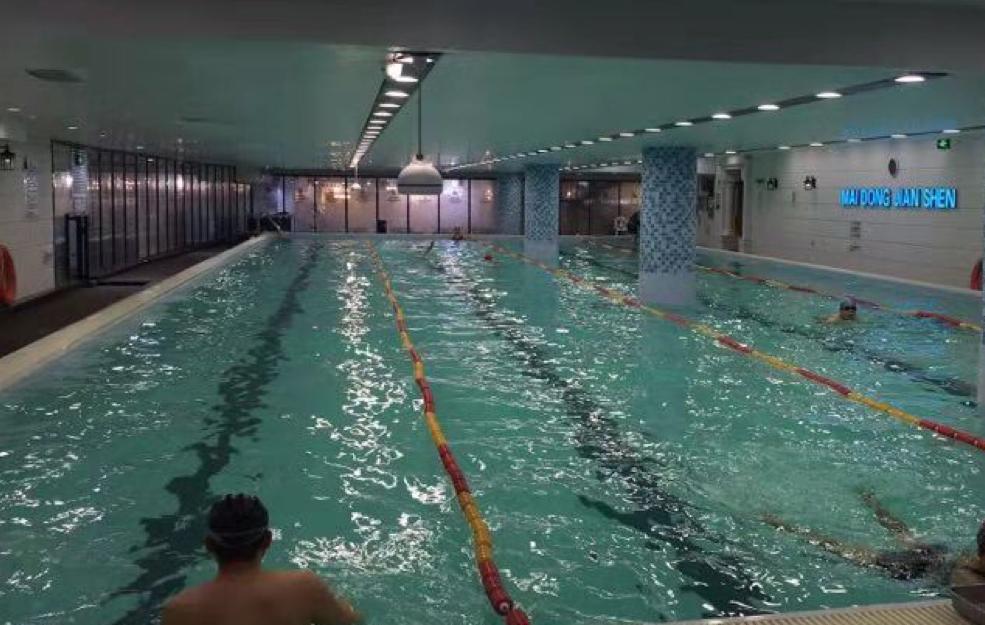 梵臣迈动游泳健身