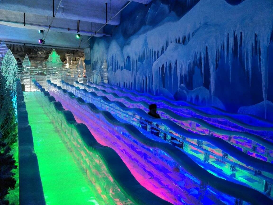 银基冰雪世界