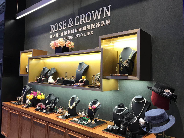 ROSE CROWN