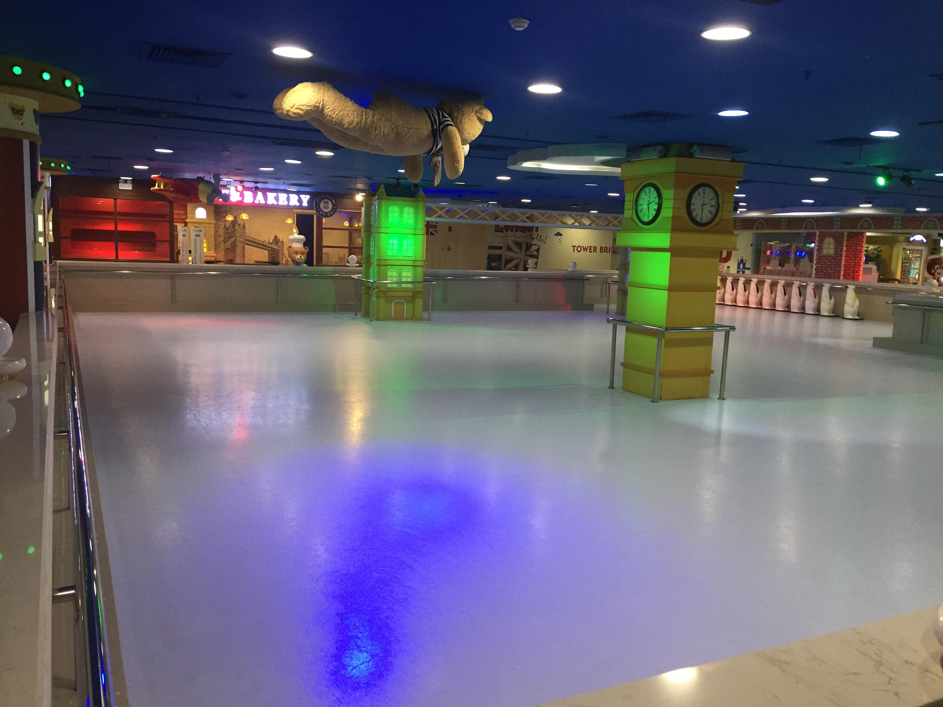 NOICEONE仿真冰滑冰场