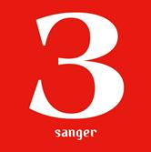 3Sanger山格珍品热三明治