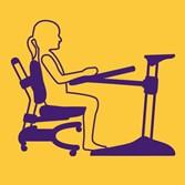 优沃健康学习桌椅