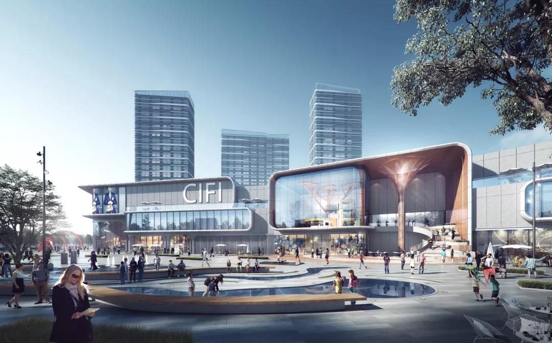 百事3登录地址长沙旭辉里商业Mall正式封顶 预计2022年10月开业
