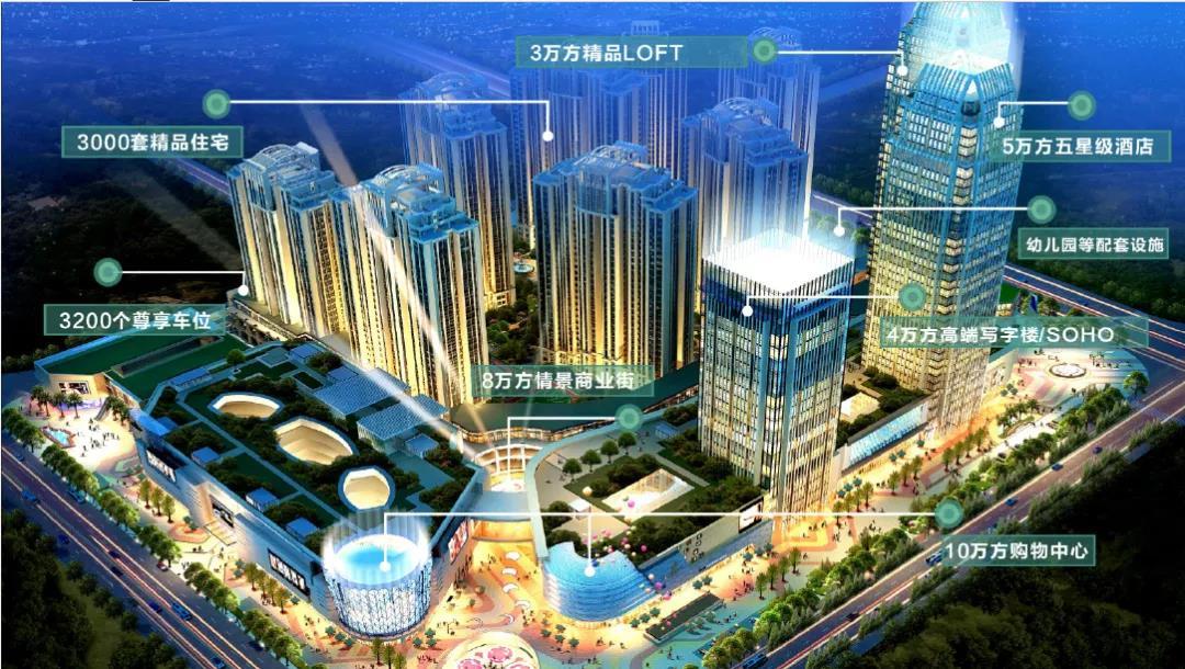 百事3娱乐注册首页眉山商业更迭,见证城市的另一种可能