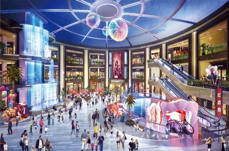 恒达平台登录网址常熟天虹、昆山天虹2个购物中心将于月底开业