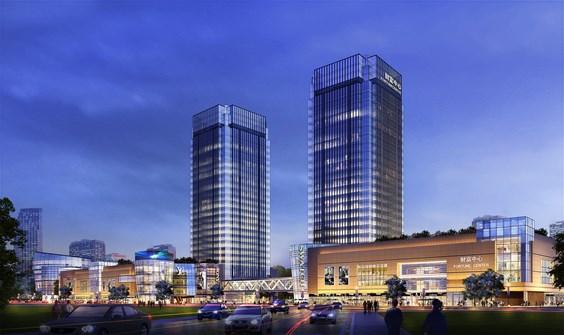 潮州财富中心