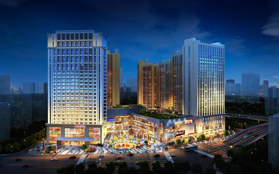 西安太乙城购物中心