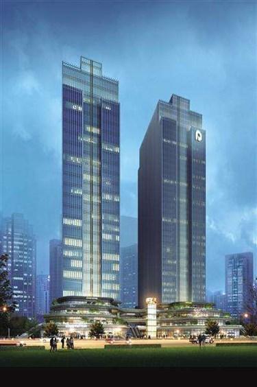 重庆保利时代广场