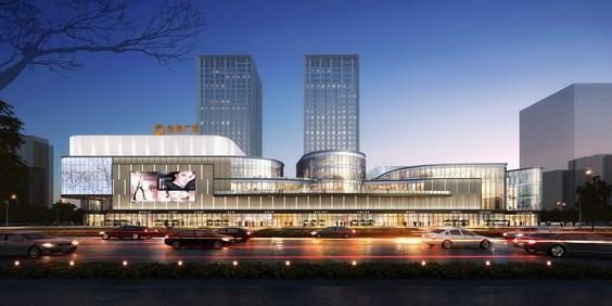 武汉金地广场购物中心