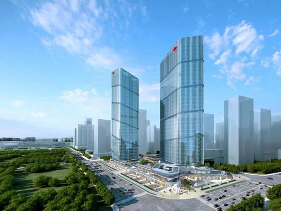 深圳前海卓越时代广场