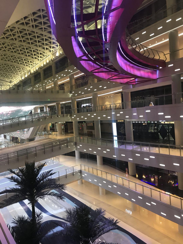 大连中央大道旅游文化购物中心