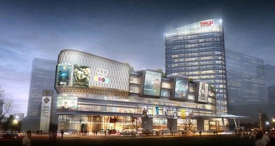 杭州金沙印象城