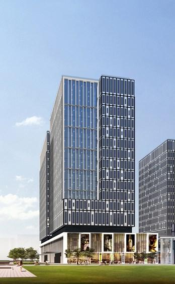 宁波禾元大厦