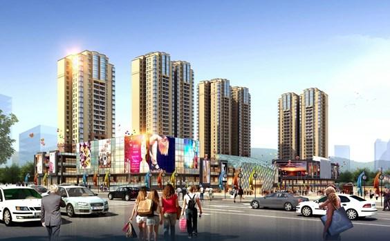 黔西南丰县丰茂商业广场