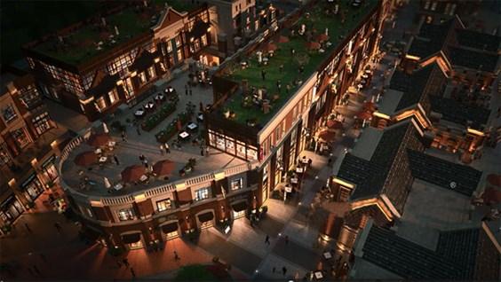 找项目 长沙圭塘河岸悠游小镇  项目状态 品牌调整 招商状态 项目类型