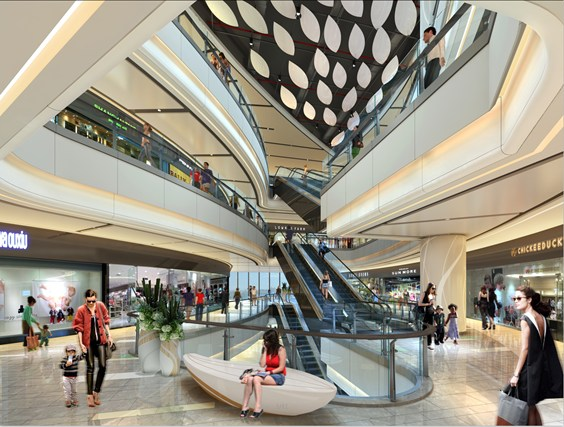 湘潭中心U mall商場