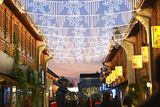 宁波南塘老街