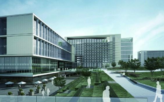 上海OMALL华侨城商业中心