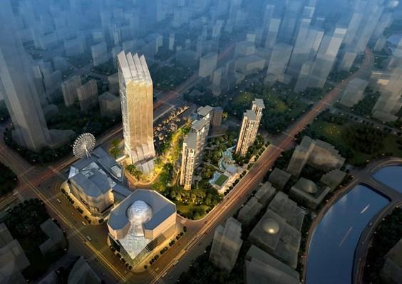 上海大悦城