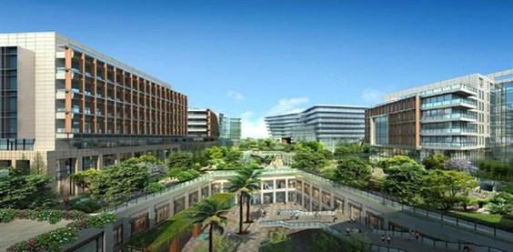 上海虹桥绿谷