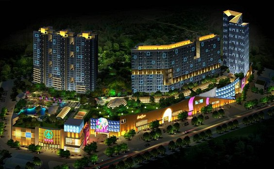 东莞星河城购物中心