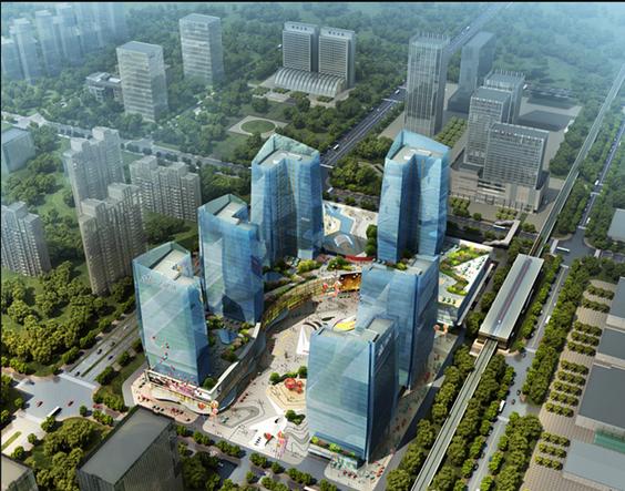 北京大族广场