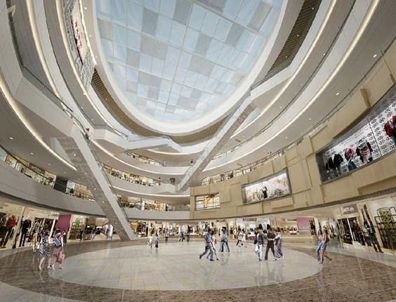 北京金隅嘉品mall