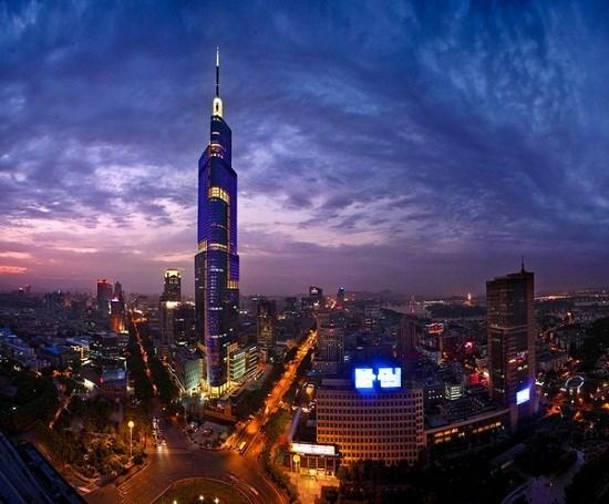 南京紫峰购物广场