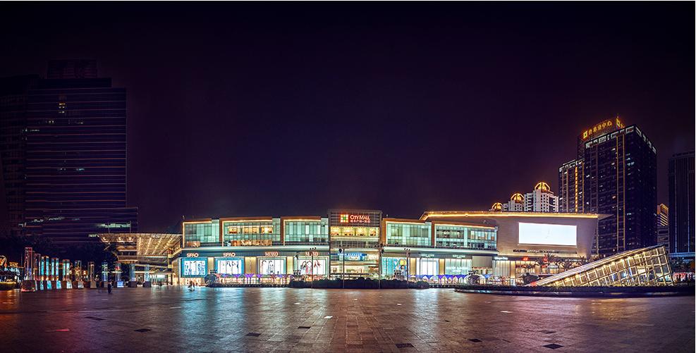 深圳T1新城市广场