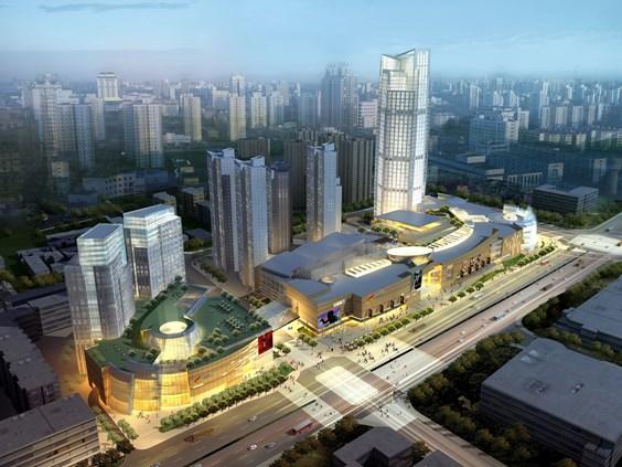 天津大悦城