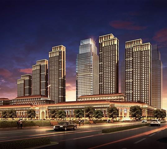天津鲁能城购物中心