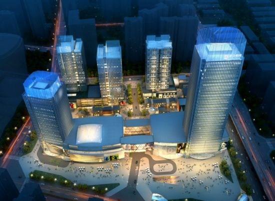 成都泰合国际财富中心