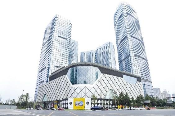 成都银泰中心in99